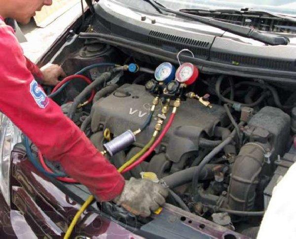 Автокондиционер ремонт своими руками